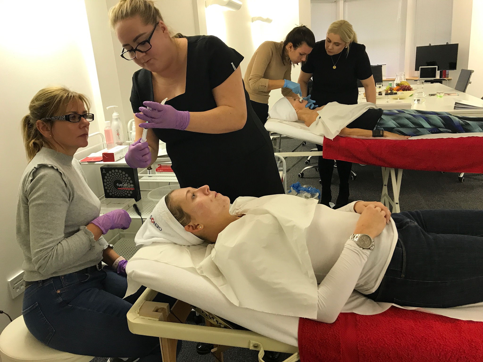 Mesotherapy Training