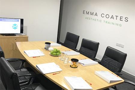 Emma Coates Aesthetic Training