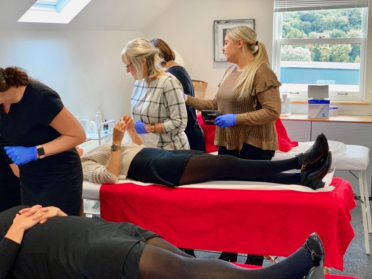 No Needle Mesotherapy Training