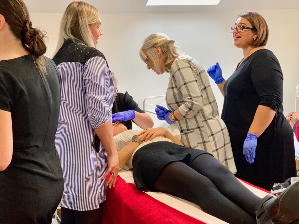 No Needle Mesotherapy Training Courses