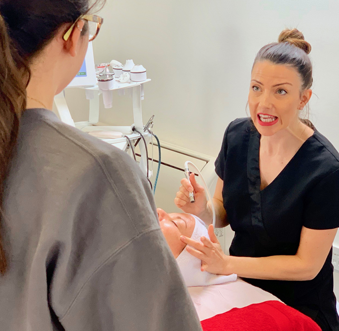 Best Microdermabrasion Training Course