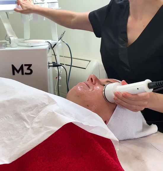 What is no needle mesotherapy?